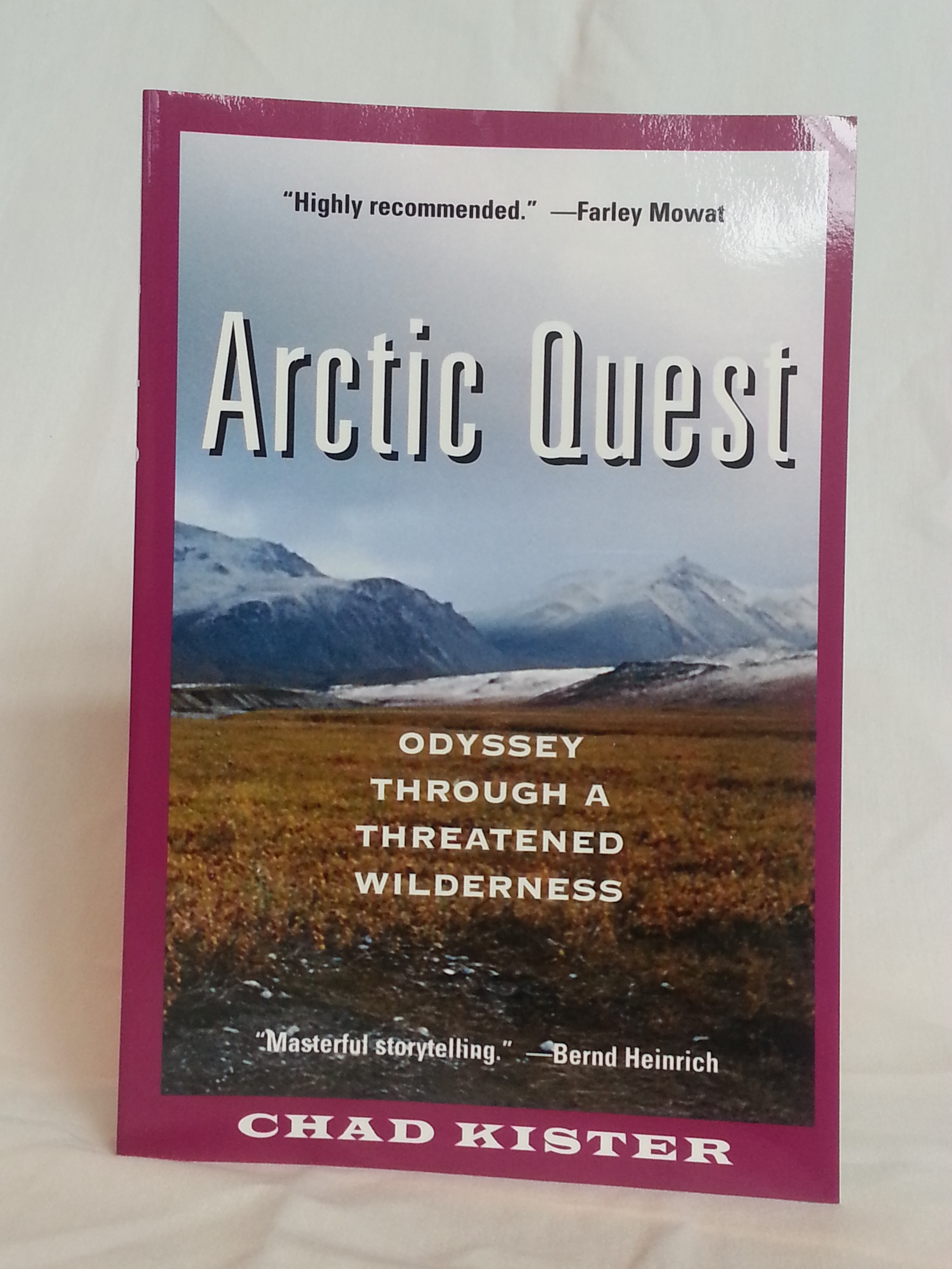 Arctic Quest: Odyssey Through a Threatened Wilderness
